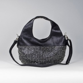 Onyx Shoulder Handbag